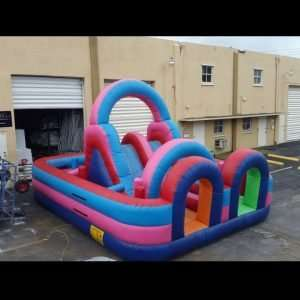 Toddler Dual Bounce House