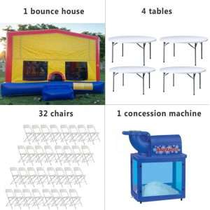 Party Rental Packages #2