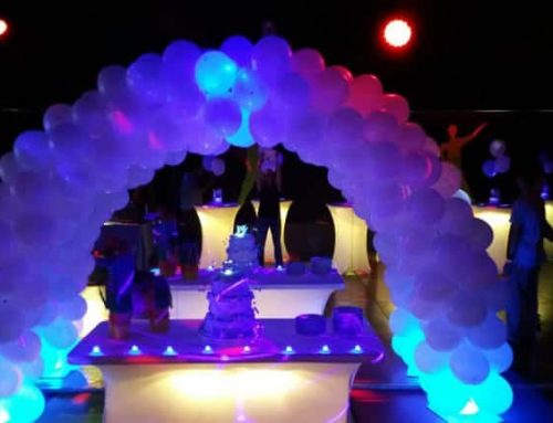 5 Party Balloon Decorations Trends in Miami!