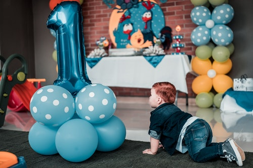 Toddler Birthday party planning