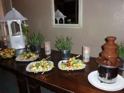 how to use your chocolate fountain machine