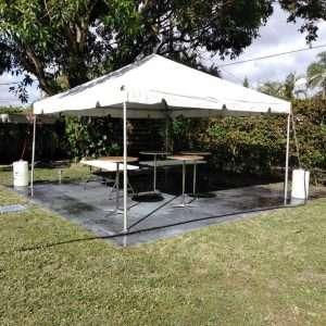 15x15 tents