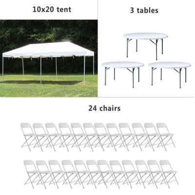 Party Rental Packages #1