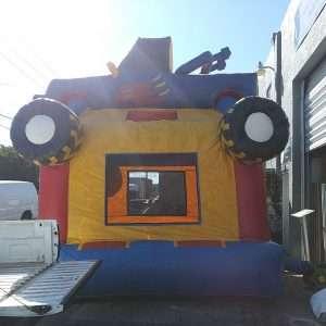 Tonka Truck Bounce House #1