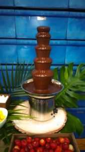 chocolate fountain large