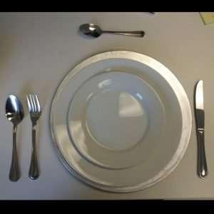 Dinner Dessert Plates