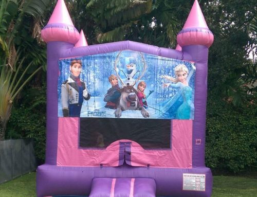 Bounce House Rental Broward-Party Planning with Bounce Houses
