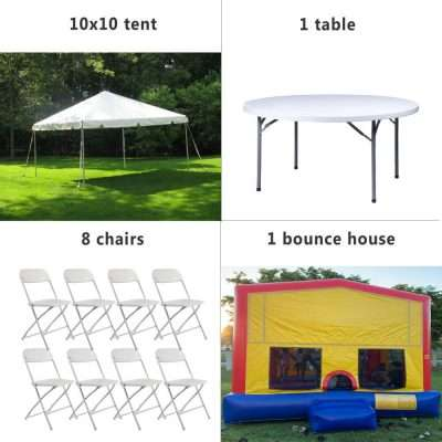 Miami party rental packages 5