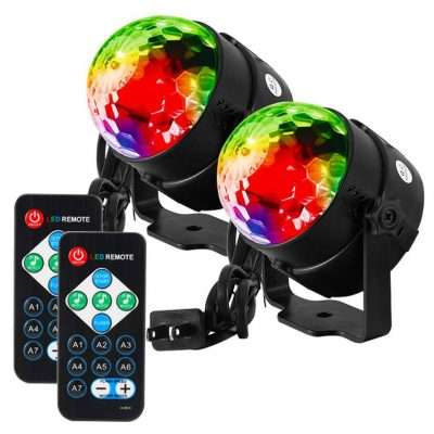 disco lights-Miami DJ services