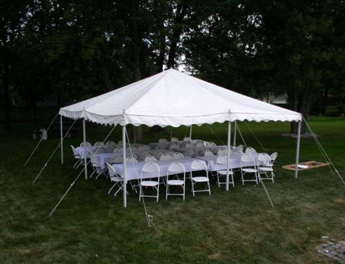 How To Throw a Tent Event Without Too Much Stress