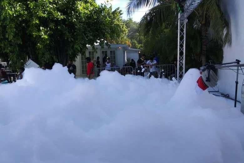 outdoor foam 2