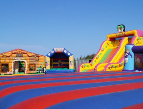 Find the Right Bounce House Rental in Miami for a Cool Birthday Party
