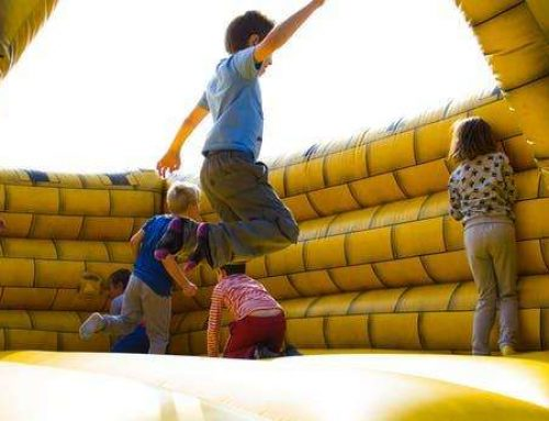 Recommendations For Renting a Bounce House