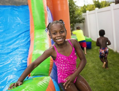 Water Slide Party Ideas