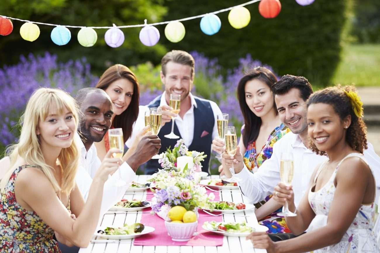 Party-Rentals-in-Miami-FL Garden Party Tips