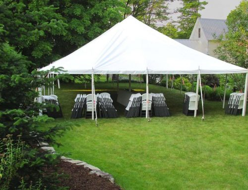 How to Make a Patio Party with a Tent Rentals Miami Canopy?