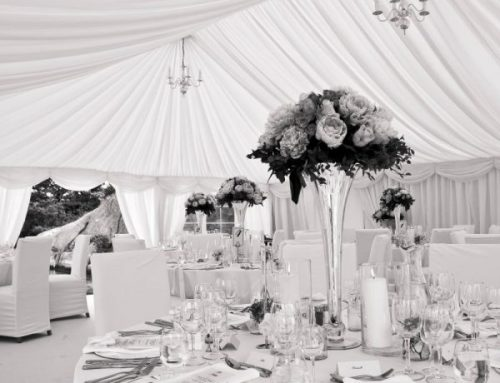 Miami Party Rental Expert Tips to a Great Tent Wedding