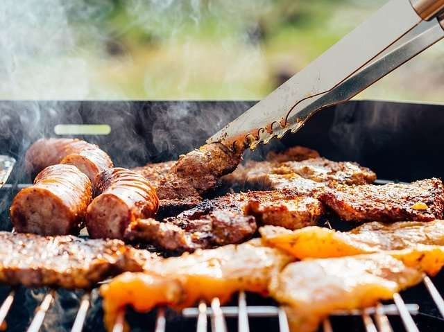 Barbecue-Meat