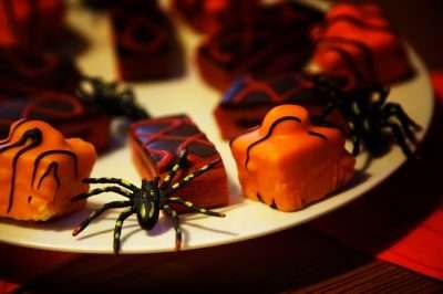 Halloween baked treats