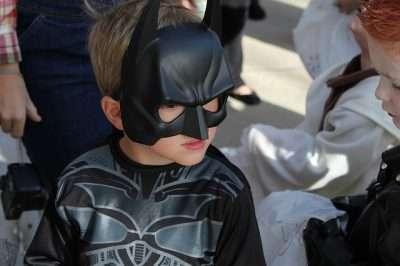 Kid Batman Costume