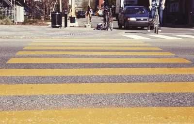 safety tips crosswalk