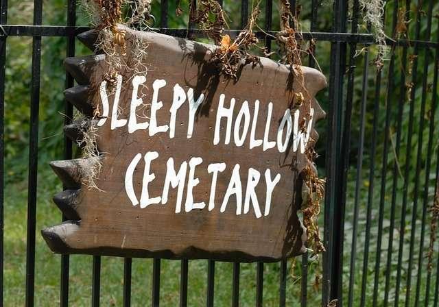 sleepy hollow cemetary