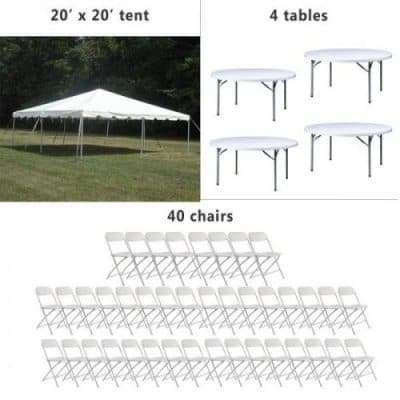 Party Rentals Package 7