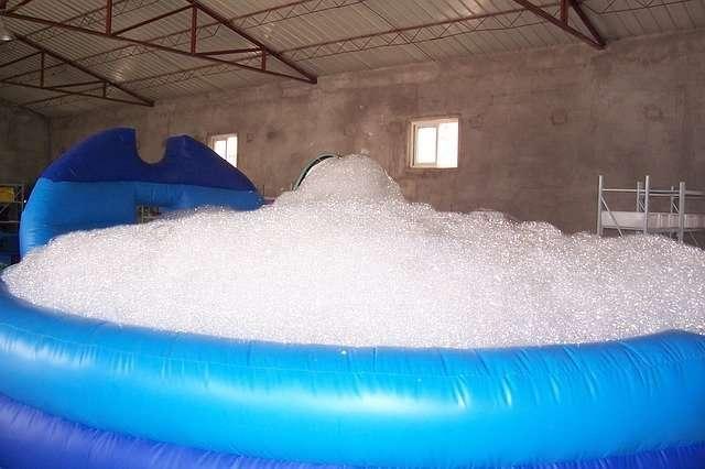 Foam Machine Rental Miami pool party