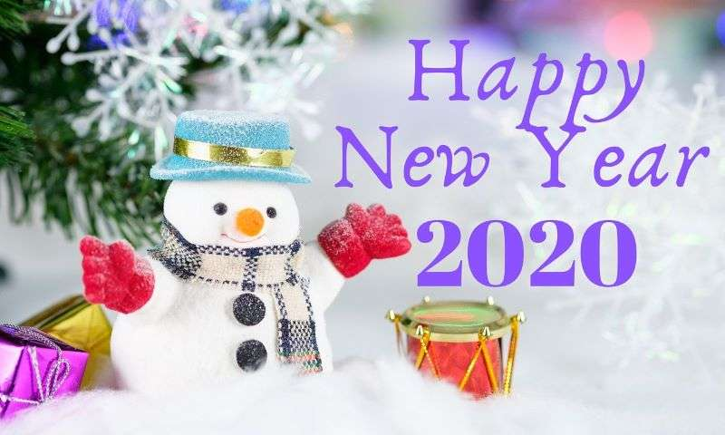 Party Rental Miami wants to wish you a happy new year 2020