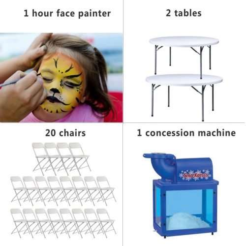 Cheap birthday party package-6