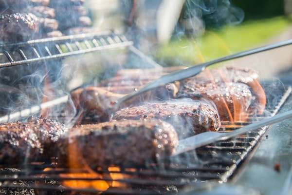 BBQ party supplies in Miami-top grills