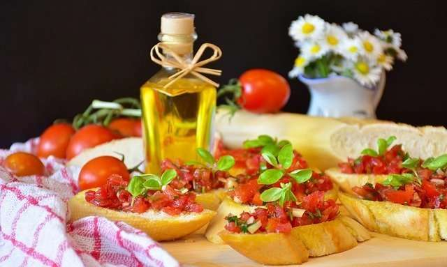 bruschetta appetizers for cocktail party