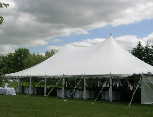 Advantages of Renting an Outdoor Party Tent for your Event