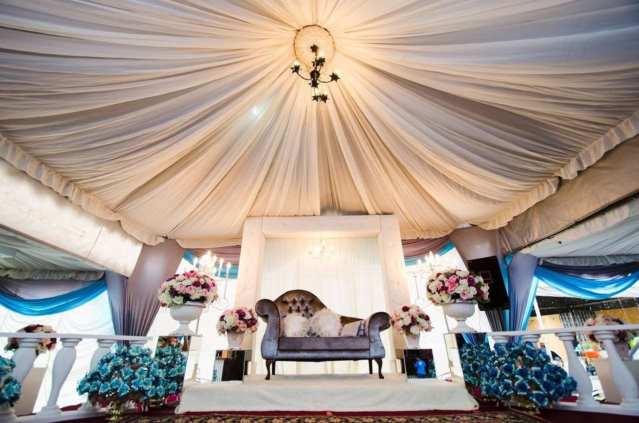 tent rentals in Miami tent styles