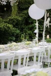 Miami wedding rental vendor