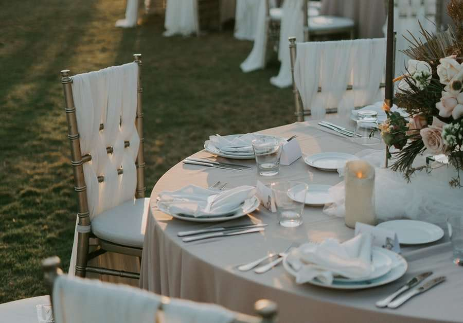 Party Rental Chairs- Things to Consider When Renting Chairs