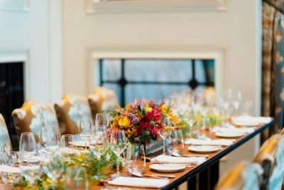 dinner party planning list