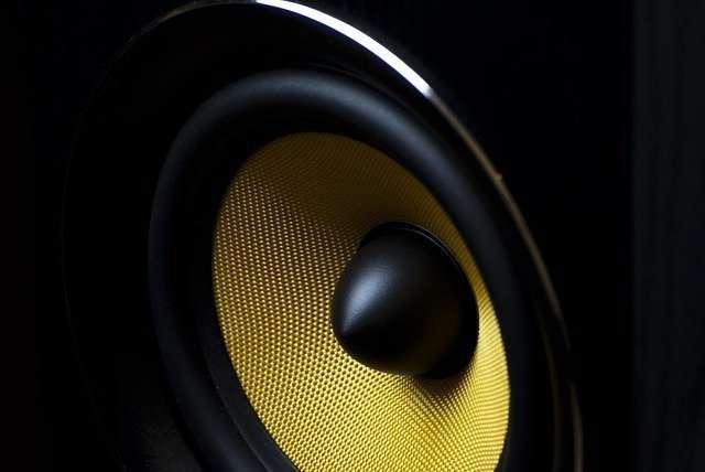 speaker sound equipment