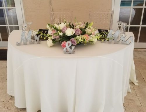 Event Party Rental Company Offers Wedding Planning Services