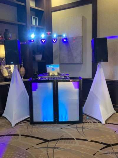 DJ Equipment for Engagement Party