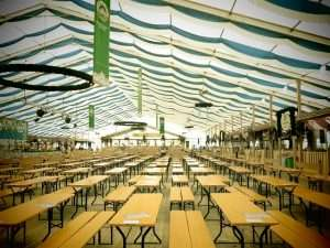 Tent rentals and table rentals prevent Coronavirus Grouping Outbreak