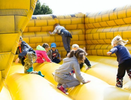 Inflatable Castle Rental Children Birthday Party Tips