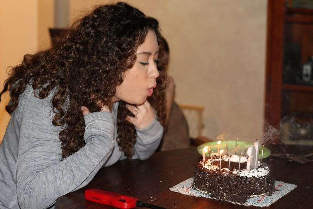 teen birthday cake