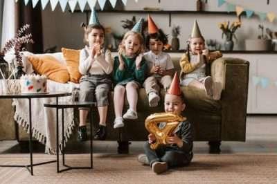 children house birthday party