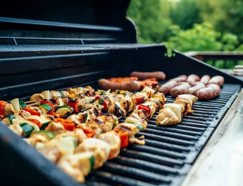 Backyard Memorial Day BBQ Tips
