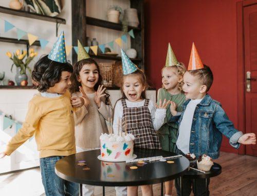 8 Inexpensive Children Birthday Party Ideas
