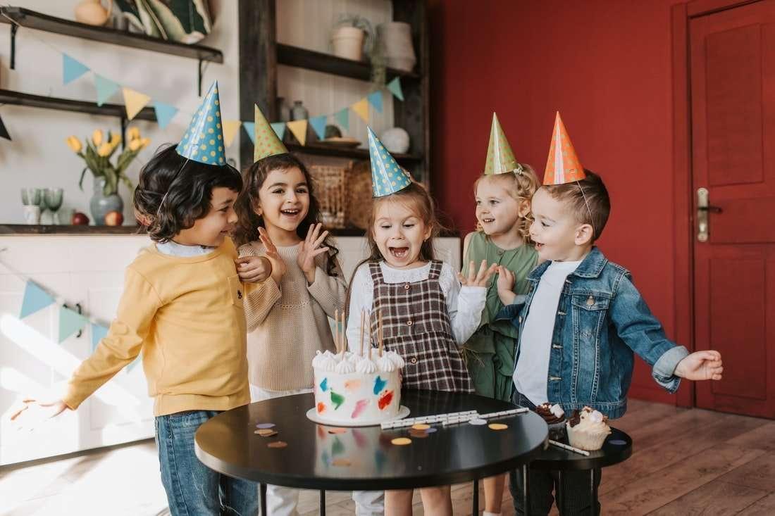 Inexpensive Children Birthday Party Ideas