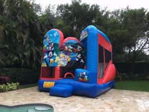 5 in 1 Mickey Mouse Combo Unit