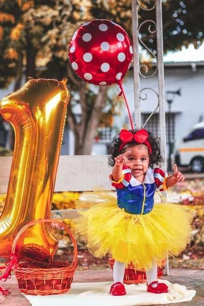 children birthday balloon party