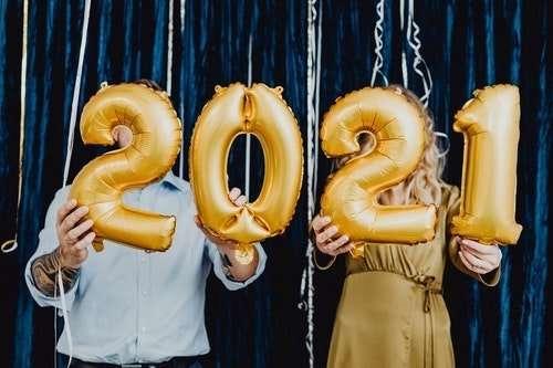 foil party balloons decoration 2021
